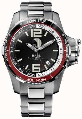 Ball Watch Company Montre ingénieur d'hydrocarbure 42mm DM3320C-SAJ-BK