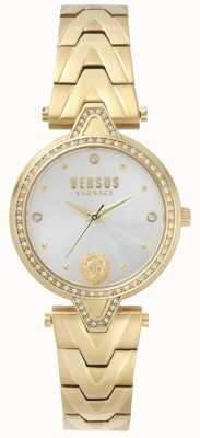 Versus Versace Femme v versus pierre set cadran doré pvd doré SPCI350017