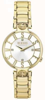 Versus Versace Bracelet pvd kristenhof doré pour femme SP49060018