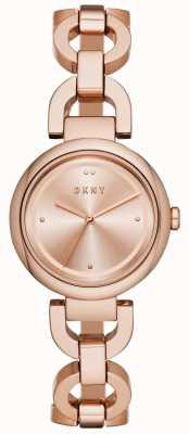 DKNY Pvd pvd plaqué or rose NY2769