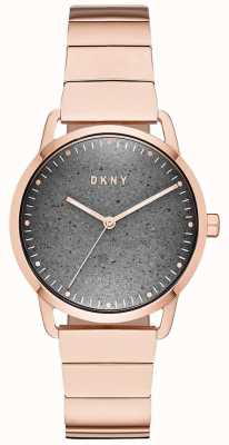 DKNY Dkny montre femme greenpoint or rose NY2757