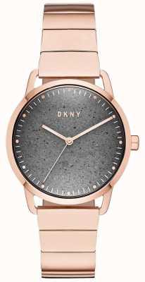 DKNY Dkny montre femme greenpoint or rose NY2757