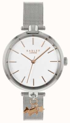 Radley Montre femme en argent | bracelet en acier inoxydable | RY4363