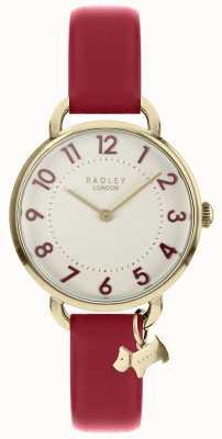 Radley Montre femme or pâle à bandoulière ouverte RY2686