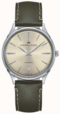 Hamilton Jazzmaster thinline automatique H38525811