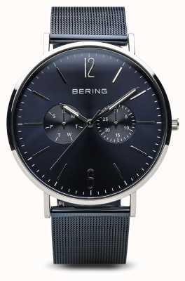Bering Classique | argent poli | 14240-303