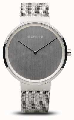 Bering Classique | argent poli | bering 14539-000