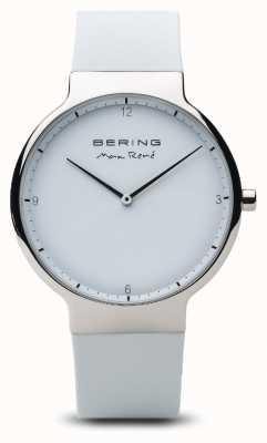 Bering Max rené | argent poli | 15540-904