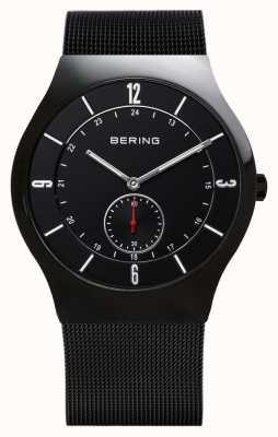 Bering Montre homme xl analogique quartz acier inoxydable 11940-222