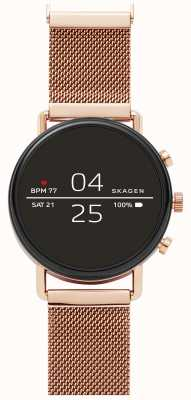 Skagen Montre intelligente Falster 2 gen 4 en or rose, ancien présentoir SKT5103-Ex-Display
