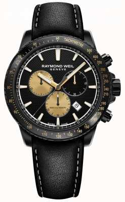 Raymond Weil Tango 300 | amplification marshall | édition limitée pour hommes 8570-BKC-MARS