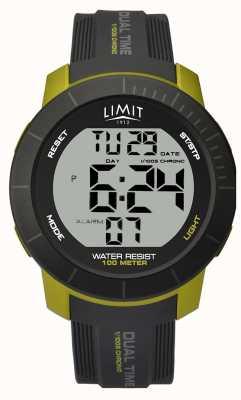 Limite hommes | montre chronographe dual time 5675.66