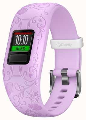 Garmin Vivofit jr2 disney princess violet sangle réglable 010-01909-15