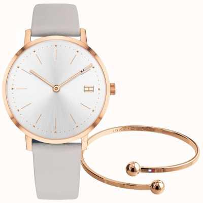 Tommy Hilfiger Ensemble cadeau montre et bracelet femme 2770032