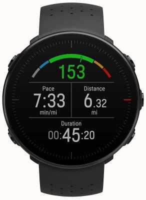 Polar Vantage M noir petit / moyen GPS multisport HR 90069740