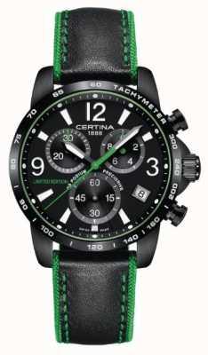 Certina Wrc édition limitée | ds podium | mens vert et noir C0344173605710