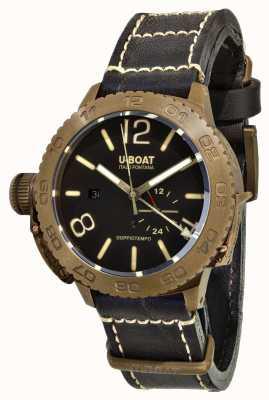 U-Boat Doppiotempo bronze 46 automatique 9008
