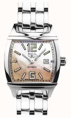 Ball Watch Company Chef d'orchestre transcendant | bracelet en acier | NL1068D-S3AJ-PK