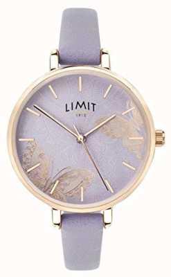 Limit | montre de jardin secret pour femmes | papillon violet | 60015