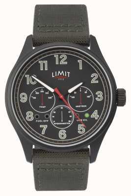 Limit | montre homme noire | 5969.01