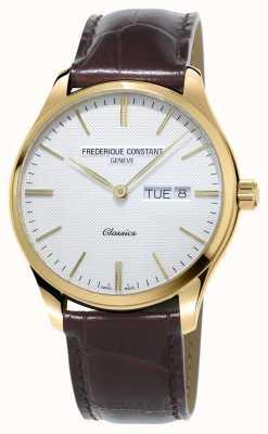 Frederique Constant | Mens classic quartz | FC-225ST5B5
