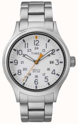 Timex | hommes | alliés | acier inoxydable TW2R46700