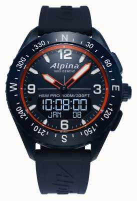 Alpina | hommes alpinerx | smartwatch | AL-283LNO5NAQ6