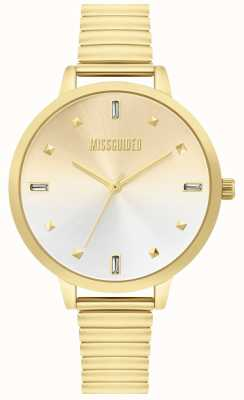 Missguided | montre femme en or | MG012GM