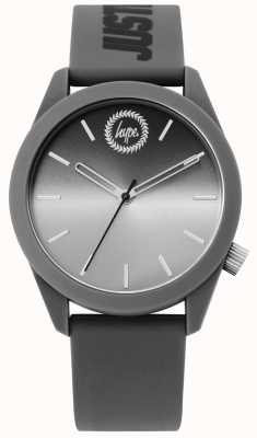 Hype   montre homme en silicone grise   HYU020EE