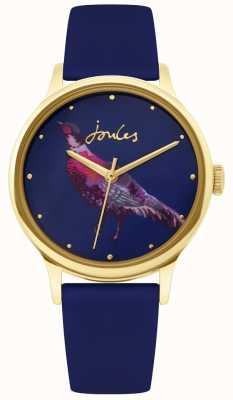 Joules | bracelet dames en silicone marine | faisan composer | JSL010UG
