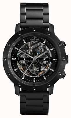 Weird Ape Montre-bracelet Icarus 3 à cadran noir / noir WA02-005700