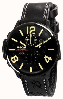 U-Boat Capsoil chrono dlc électromécanique 8109