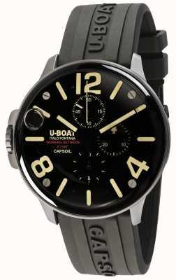 U-Boat Capsoil ss chrono électromécanique 8111/A