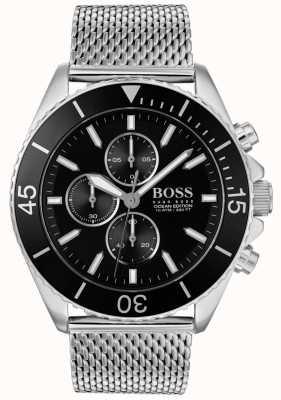BOSS | montre en acier édition océan pour hommes | 1513701