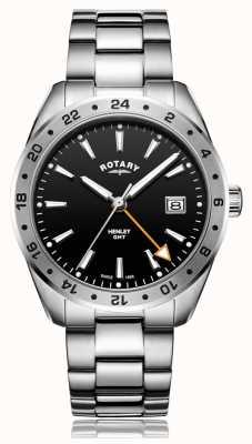 Rotary | bracelets pour hommes en acier inoxydable | GB05295/04