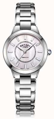 Rotary | bracelet en acier inoxydable dames | LB05375/07