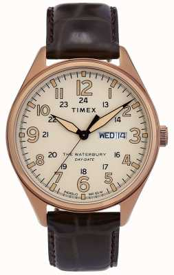 Timex | Waterbury | traditionnel | jour date regarder | TW2R89200D7PF