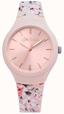 Cath Kidston | bracelet floral rose pour femme | cadran rose | CKL068P