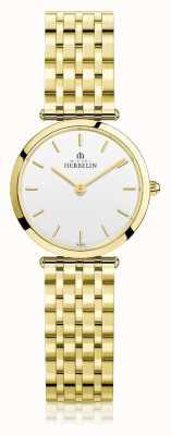 Michel Herbelin | les femmes | epsilon | bracelet pvd extra plat | 17116/BP11