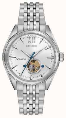 Citizen | signature classique grand homme automatique | acier inoxydable NB4000-51A