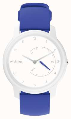 Withings Traqueur d'activité blanc et bleu HWA06-MODEL 4-ALL-INT