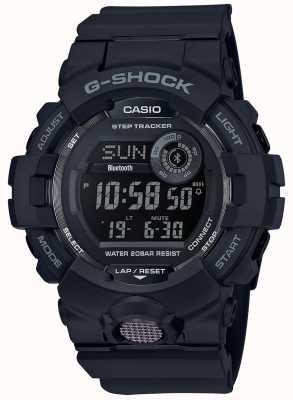 Casio   montre en caoutchouc numérique noir   GBD-800-1BER