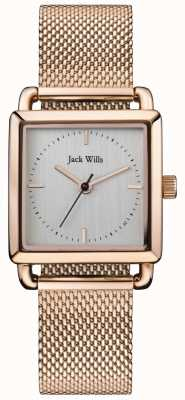 Jack Wills | dames explorant l'or rose | JW016SLRS
