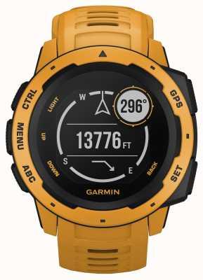 Garmin Bracelet en silicone gps extérieur sunburst instinct 010-02064-03