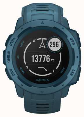 Garmin Bracelet en silicone pour GPS extérieur bleu au bord du lac Instinct 010-02064-04