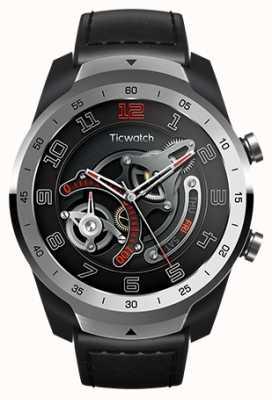 TicWatch Pro | montre intelligente en métal argenté WF12096-SILV