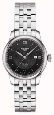 Tissot | femmes le locle automatique | bracelet en acier inoxydable | T0062071105800
