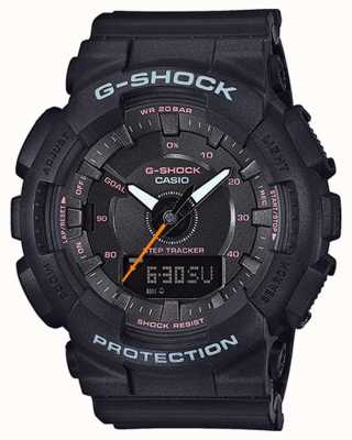 Casio   g-shock compact   noir   hommes   GMA-S130VC-1AER