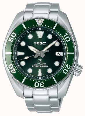 Seiko Prospex plongeur sumo vert hommes en acier inoxydable SPB103J1