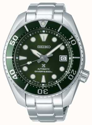 Seiko Prospex diver sumo green homme acier inoxydable SPB103J1